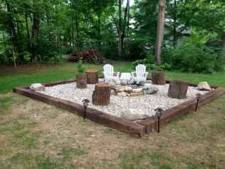 60 Beautiful Backyard Fire Pit Ideas Decoration and Remodel (18)