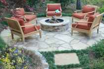 60 Beautiful Backyard Fire Pit Ideas Decoration and Remodel (38)