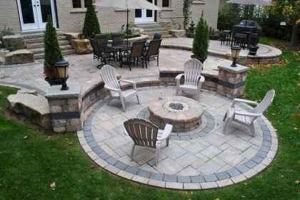 60 Beautiful Backyard Fire Pit Ideas Decoration and Remodel (48)