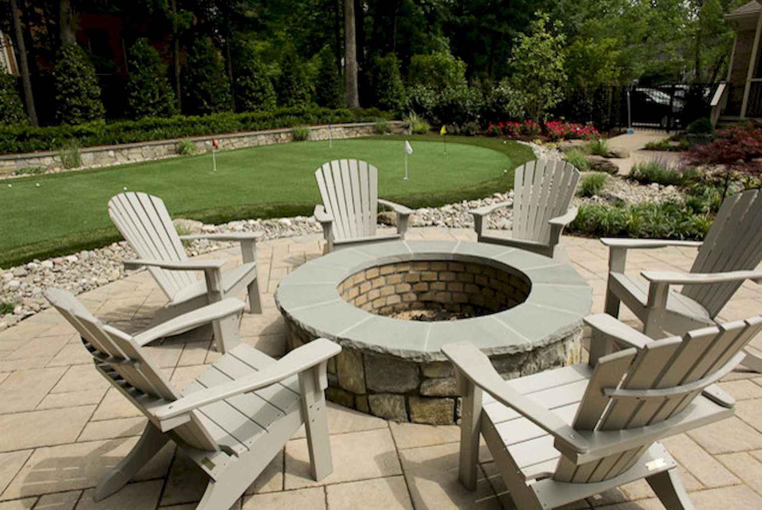60 Beautiful Backyard Fire Pit Ideas Decoration and Remodel (56)