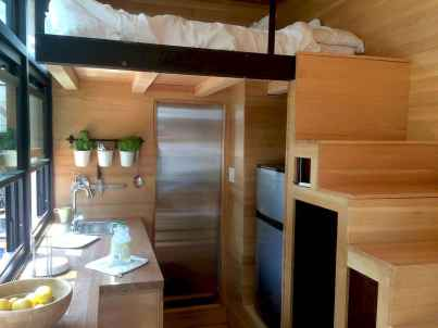 71 Best Small And Unique Tiny House Living Design Ideas (13)