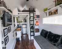 71 Best Small And Unique Tiny House Living Design Ideas (24)