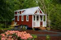 71 Best Small And Unique Tiny House Living Design Ideas (48)