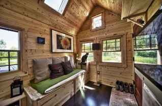 71 Best Small And Unique Tiny House Living Design Ideas (58)