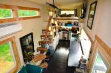71 Best Small And Unique Tiny House Living Design Ideas (61)