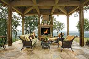 73 Best Outdoor Rooms Design And Decor Ideas (30)