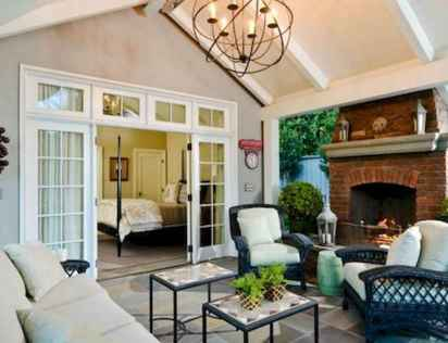 73 Best Outdoor Rooms Design And Decor Ideas (33)