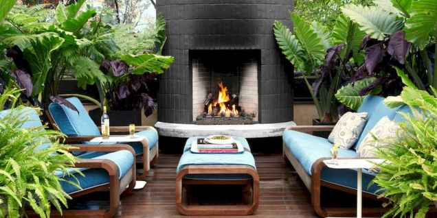 73 Best Outdoor Rooms Design And Decor Ideas (36)