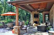 73 Best Outdoor Rooms Design And Decor Ideas (42)