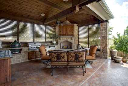 73 Best Outdoor Rooms Design And Decor Ideas (43)