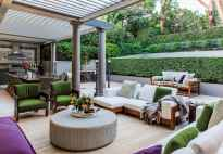 73 Best Outdoor Rooms Design And Decor Ideas (65)