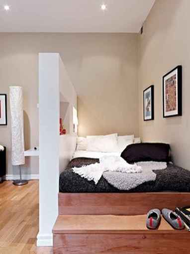 78 Best Small Bedroom Design And Decor Ideas (20)