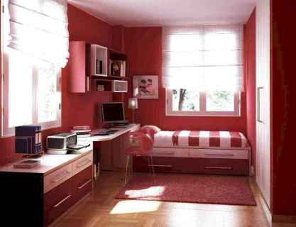 78 Best Small Bedroom Design And Decor Ideas (34)