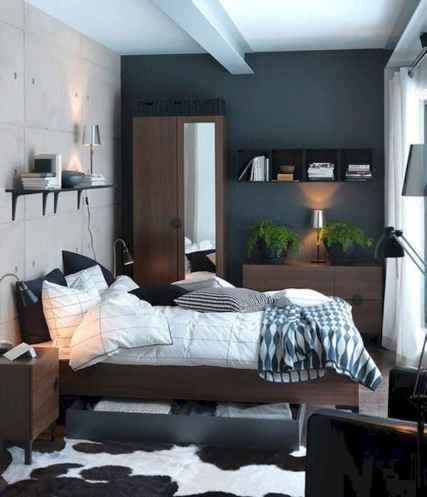 78 Best Small Bedroom Design And Decor Ideas (62)