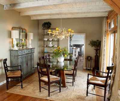 100 Awesome Vintage Dining Table Design Ideas Decorations And Remodel (100)