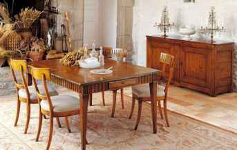 100 Awesome Vintage Dining Table Design Ideas Decorations And Remodel (25)