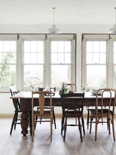 100 Awesome Vintage Dining Table Design Ideas Decorations And Remodel (32)