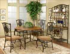 100 Awesome Vintage Dining Table Design Ideas Decorations And Remodel (34)