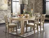100 Awesome Vintage Dining Table Design Ideas Decorations And Remodel (39)