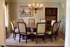 100 Awesome Vintage Dining Table Design Ideas Decorations And Remodel (55)