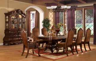 100 Awesome Vintage Dining Table Design Ideas Decorations And Remodel (57)