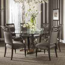 100 Awesome Vintage Dining Table Design Ideas Decorations And Remodel (62)