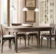 100 Awesome Vintage Dining Table Design Ideas Decorations And Remodel (7)