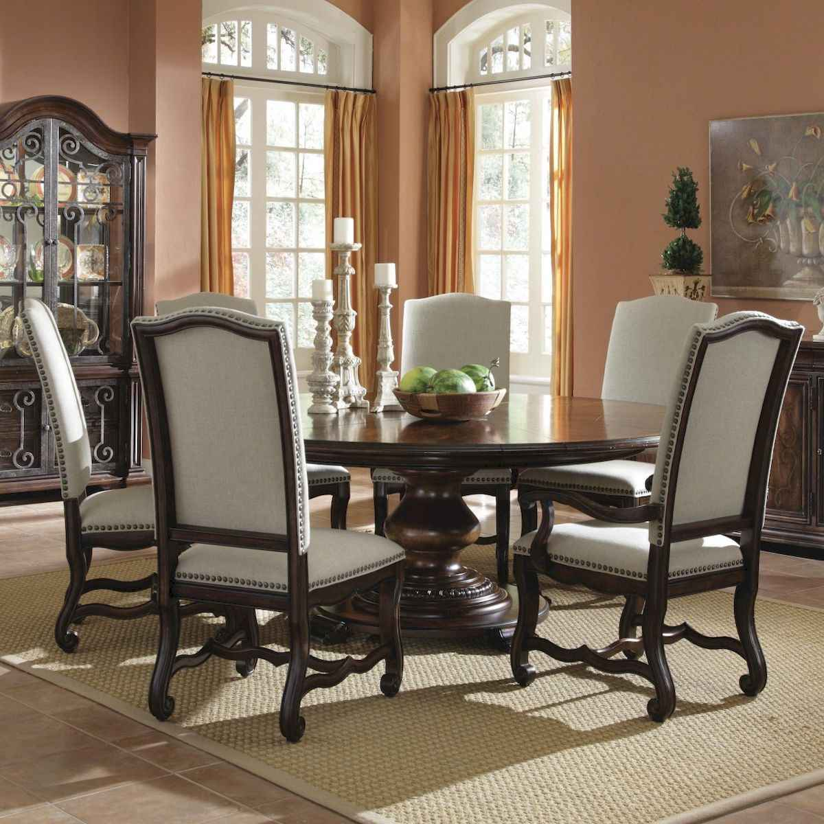 100 Awesome Vintage Dining Table Design Ideas Decorations And Remodel (83)