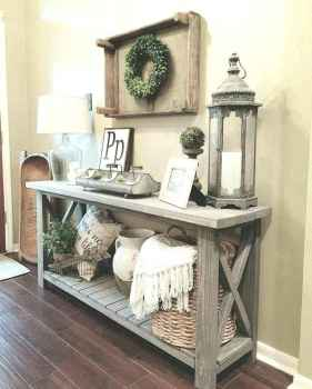 40 Stunning Farmhouse Entryway Decorating Ideas And Remodel (28)