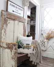 40 Stunning Farmhouse Entryway Decorating Ideas And Remodel (32)