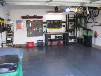 50 Awesome Garage Organization Ideas Decorations And Makeover (14)