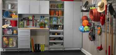 50 Awesome Garage Organization Ideas Decorations And Makeover (35)
