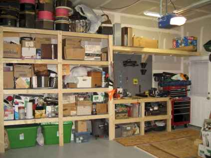 50 Awesome Garage Organization Ideas Decorations And Makeover (8)