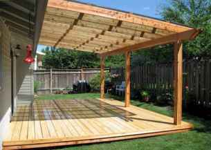 50 Stunning Backyard Privacy Fence Ideas Decorations And Remodel (19)