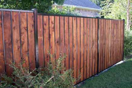 50 Stunning Backyard Privacy Fence Ideas Decorations And Remodel (23)