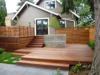 50 Stunning Backyard Privacy Fence Ideas Decorations And Remodel (47)