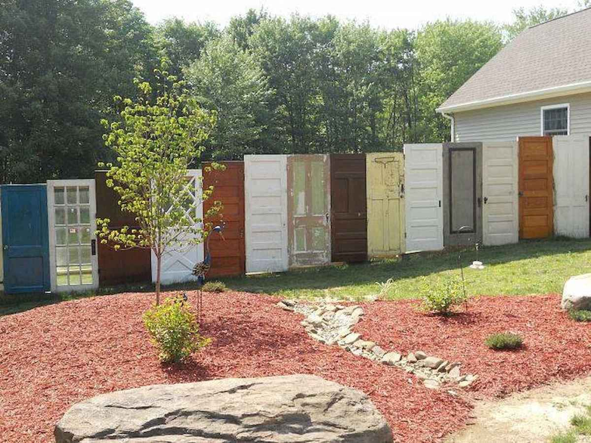 50 Stunning Backyard Privacy Fence Ideas Decorations And Remodel (9)
