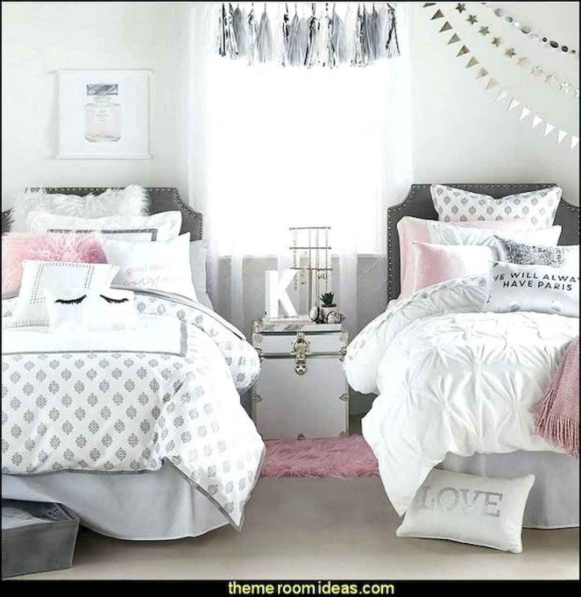 60 Gorgeous College Dorm Room Decorating Ideas And Makeover ...