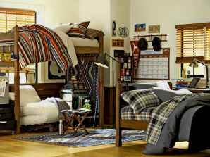60 Gorgeous College Dorm Room Decorating Ideas And Makeover (32)