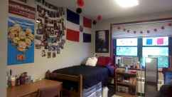 60 Gorgeous College Dorm Room Decorating Ideas And Makeover (34)