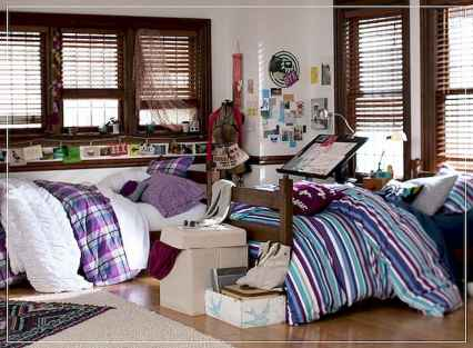 60 Gorgeous College Dorm Room Decorating Ideas And Makeover (43)