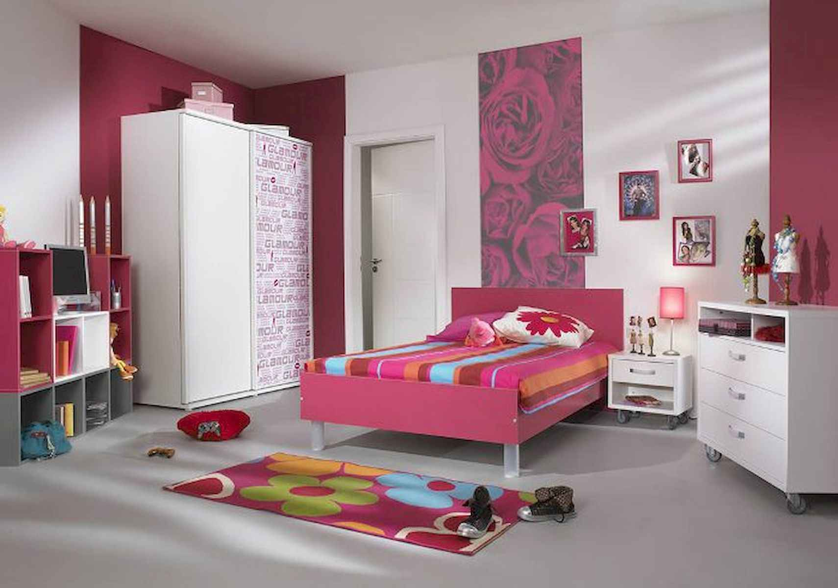 60 Gorgeous College Dorm Room Decorating Ideas And Makeover (47)