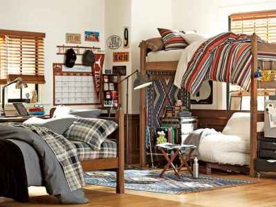 60 Gorgeous College Dorm Room Decorating Ideas And Makeover (48)