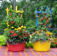 60 Gorgeous Container Gardening Ideas Decorations And Makeover (17)