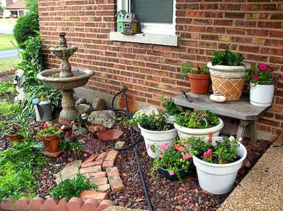 60 Gorgeous Container Gardening Ideas Decorations And Makeover (20)