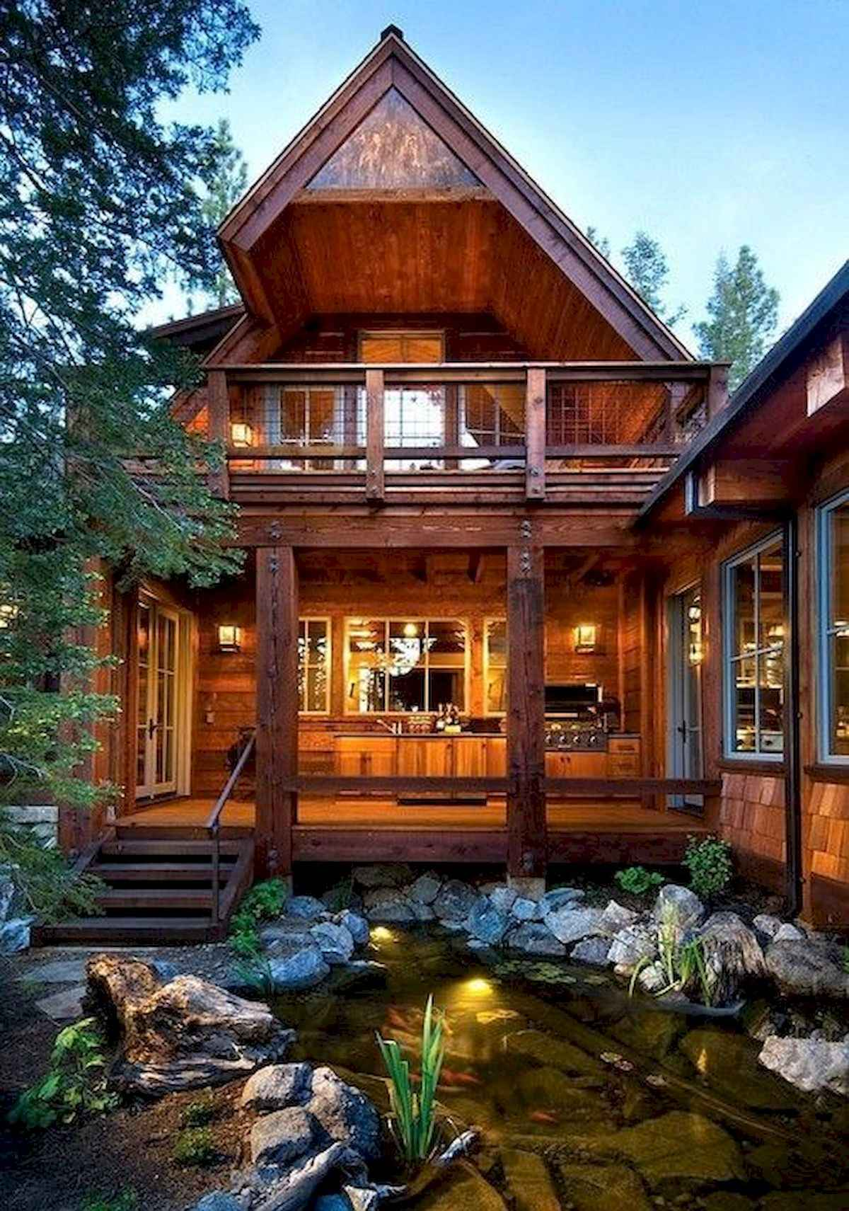 60 Rustic Log Cabin Homes Plans Design Ideas And Remodel (11)