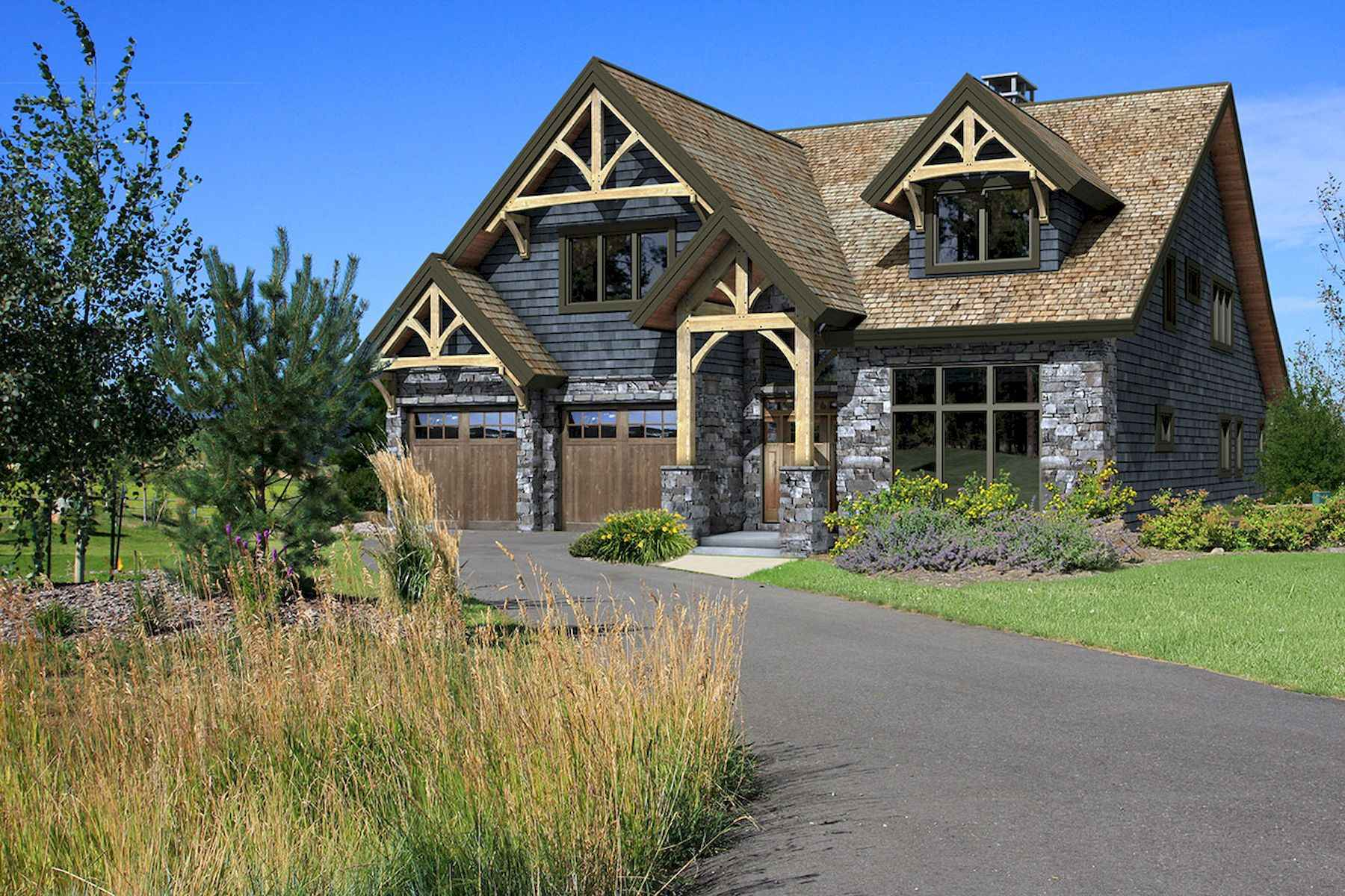 60 Rustic Log Cabin Homes Plans Design Ideas And Remodel (21)