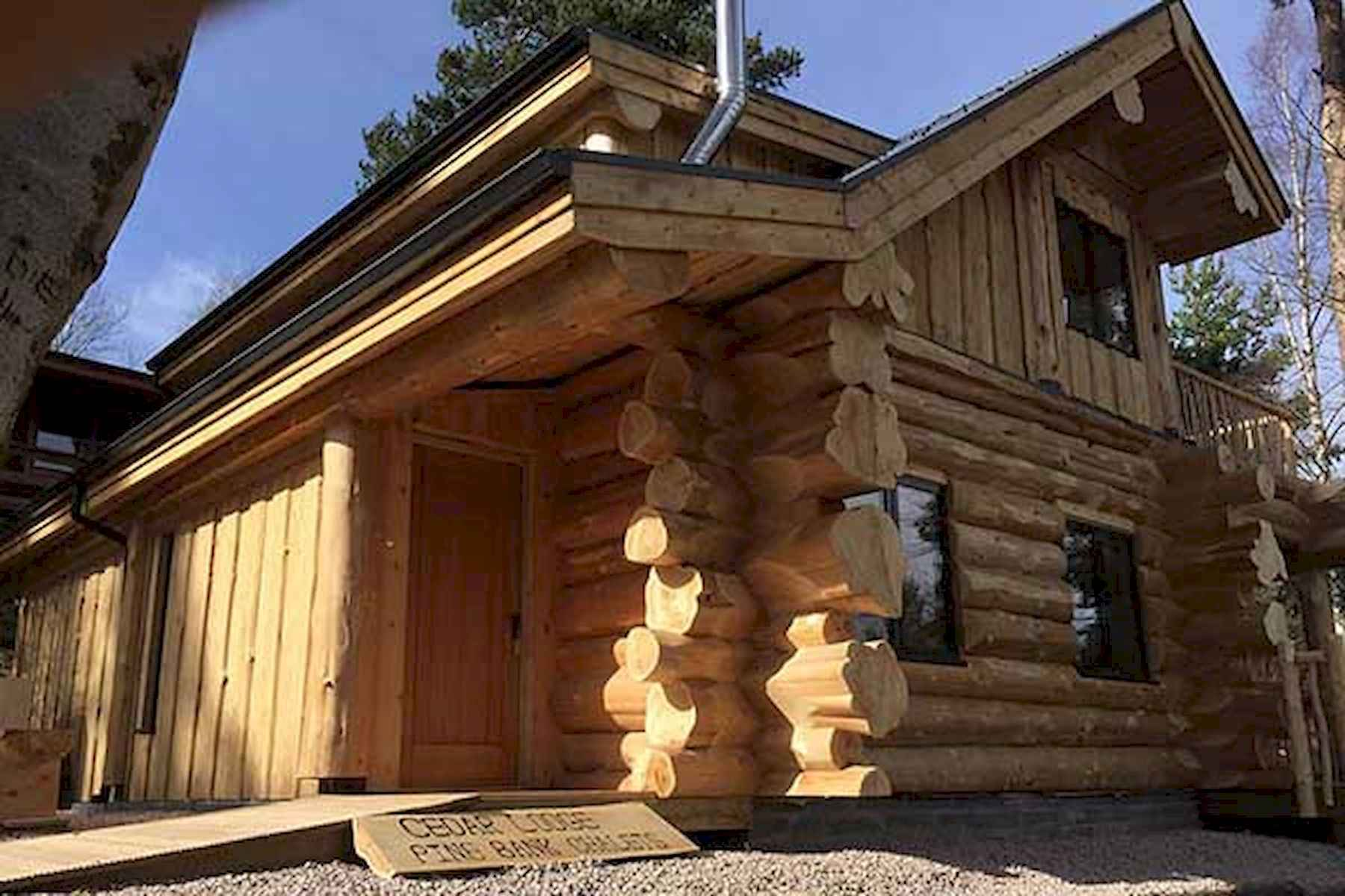 60 Rustic Log Cabin Homes Plans Design Ideas And Remodel (44)