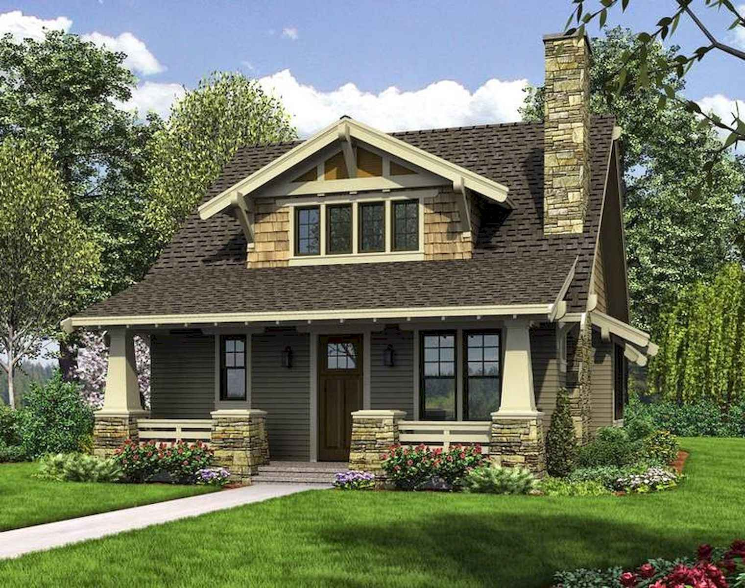 60 Rustic Log Cabin Homes Plans Design Ideas And Remodel (7)