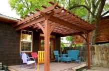 60 Stunning DIY Pergola Design Ideas And Remodel (24)